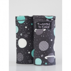 Isara TEETHING  PADS, Space