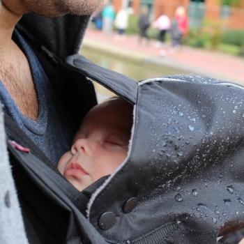 Caboo ergonomiskās somas aizsargs dažādos laikapstākļos