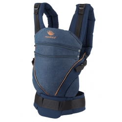 Manduca XT, DenimBlue Toffee