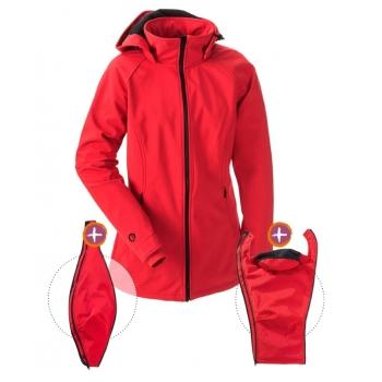 Softshell ALLROUNDER, red