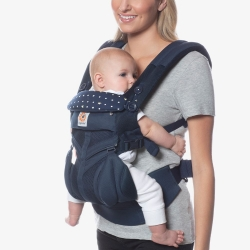 Ergobaby Omni 360 Cool Air Mesh, Star Struck