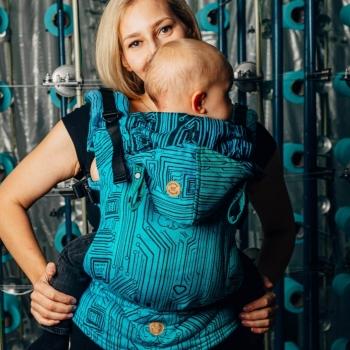 LennyGo (Toddler), Weaving Challenge - Motherboard
